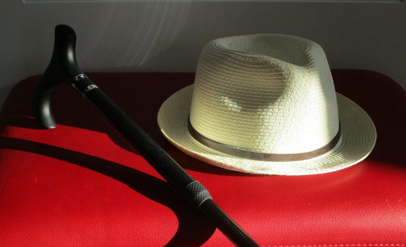 Ein Hut, ein Stock, ein... - Deine Christine!