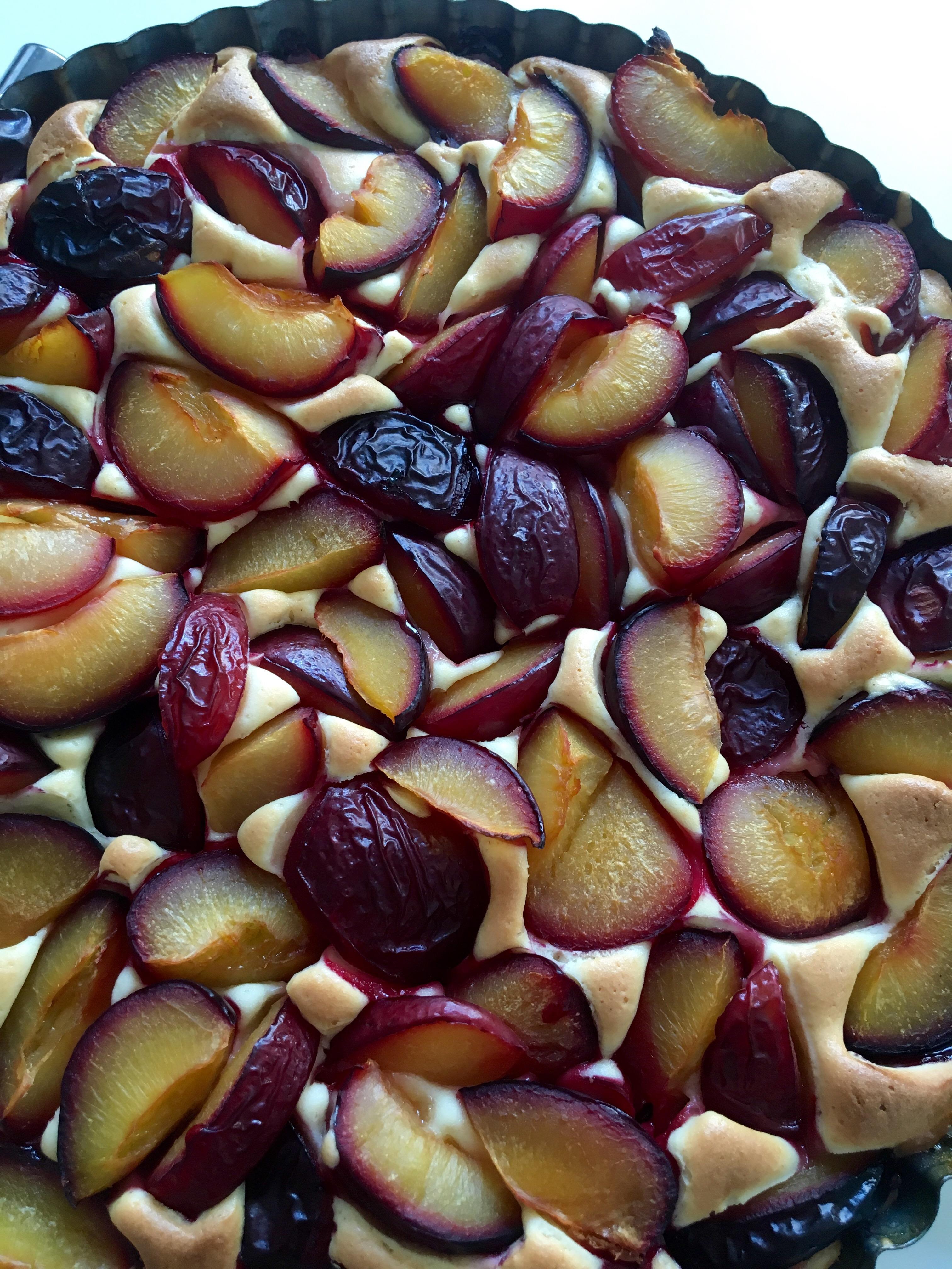 Pflaumenkuchen ruck zuck