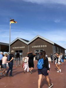 Langeoog Schifffahrt