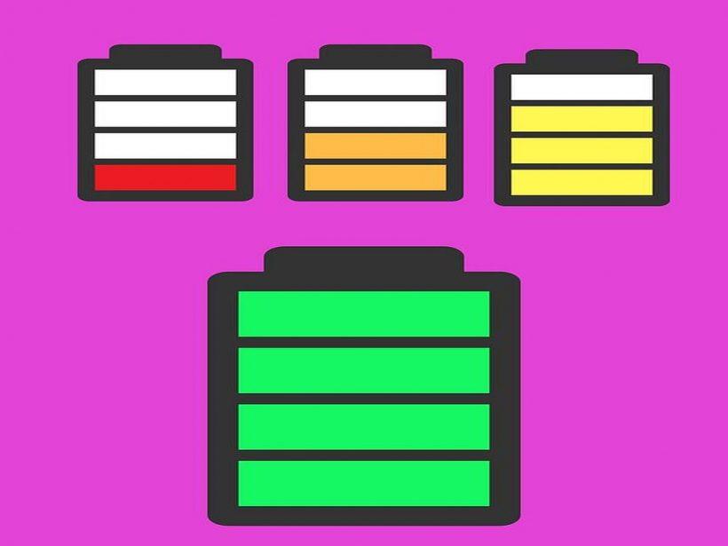 Energie sparen Batterie laden mit MS