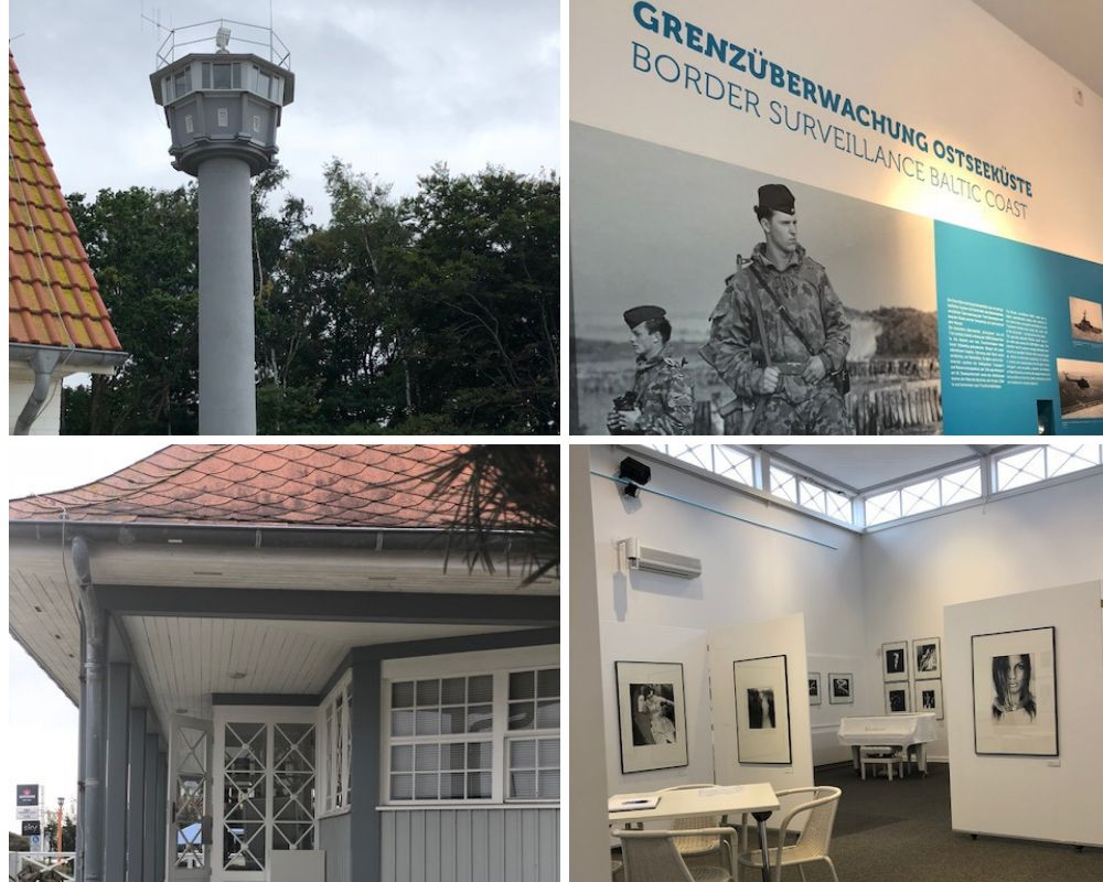 Kuehlungsborn Grenzturm Kunsthalle
