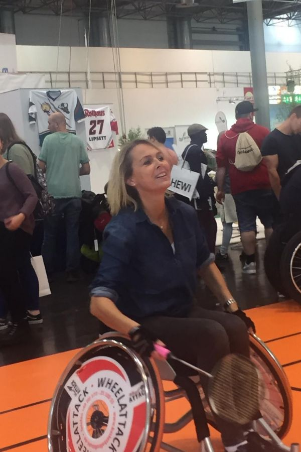 Rehacare 2018 Badminton
