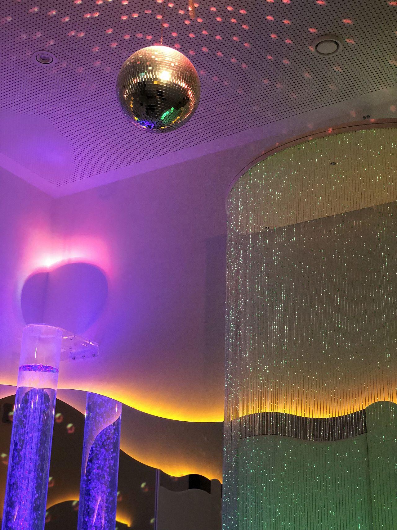 ART Hotel Kempten Snouzelen Raum
