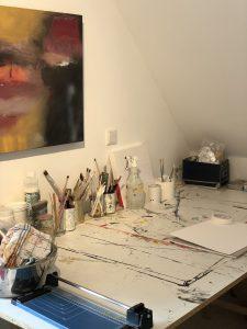 Kunst zuhause