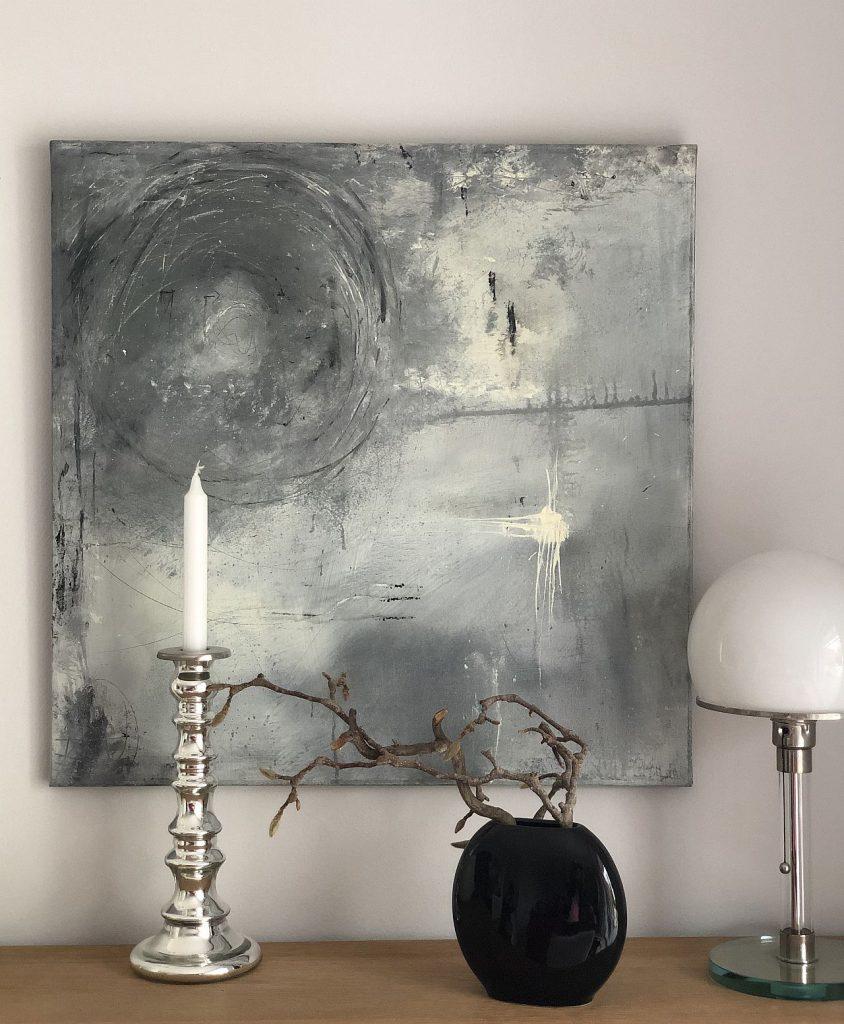 Kunsttherapie Bild