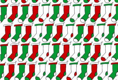 Weihnachtsgeschichte kurz -> das rote Strümpfchen